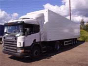 20-ти тонник (полуприцеп-изотермический)