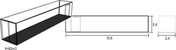 Вместительность 20-ти тонник (полуприцеп-изотермический)